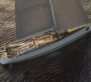 Swan Mediterranean Challenge 2012 Winner Swan 80 yacht PLIS PLAY