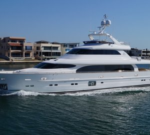 Gold Coast Marine Expo welcomes first superyachts