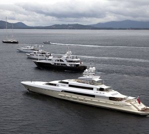 Asia Superyacht Rendezvous 2012: Day 1