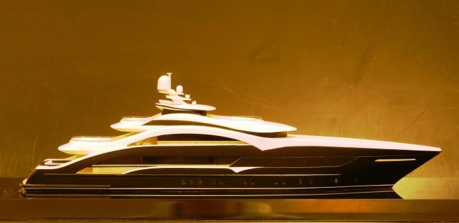 Heesen 50m motor yacht YN 17350