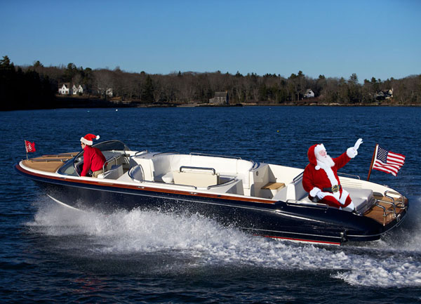 Hodgdon delivers Hull 414 superyacht tender just in time for Christmas