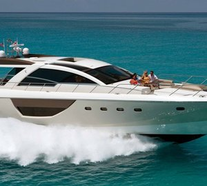 World Yachts Trophy 2012 for Alpha 76 Express yacht by Cheoy Lee