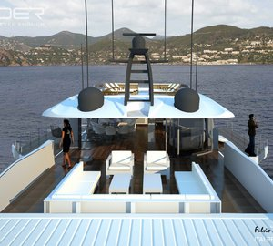 Wider starts construction of the first maxi yacht WIDER 150'