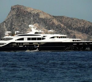 Beautiful 60m LYANA superyacht shortlisted for International Yacht and Aviation Awards 2013