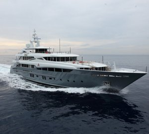 Luxury yacht 2 LADIES by Rossinavi and Mulder Design nominated for 2013 World Superyacht Award