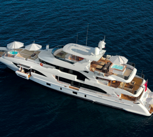 Benetti Classic Supreme 132 motor yacht PETRUS II to make her US debut at Miami Boat Show