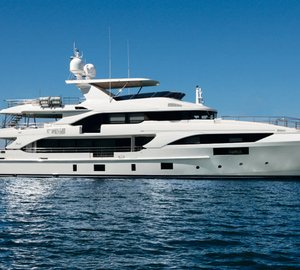 First Classic Supreme 132' Yacht PETRUS II by Benetti