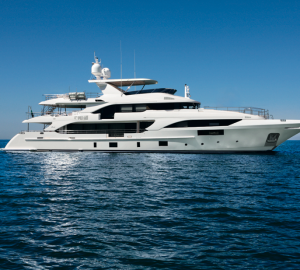 Sale of 4th Benetti Classic Supreme 132' Yacht