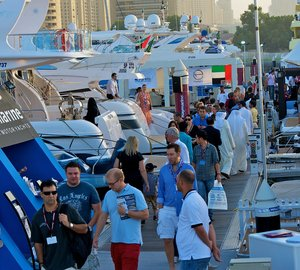 Yachting Pages and Superyacht Owners' Guide (SYOG) presented as Dubai Boat Show Media Partners
