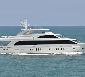 New 125' Hargrave Raised Pilothouse Yacht GIGI II to be displayed at Miami Boat Show