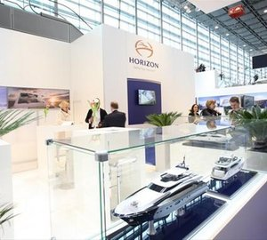 A very successful Horizon Exhibition at boot Dusseldorf 2013