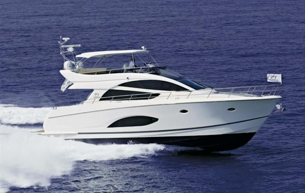 Horizon luxury yacht E56
