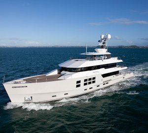 McMullen and Wing-built superyacht Big Fish and YachtAid Global deliver $NZ50,000 of aid to Fiji