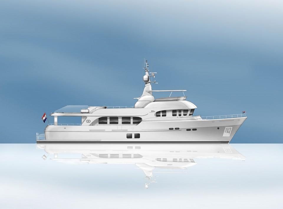 Moonen 100 Explorer Yacht
