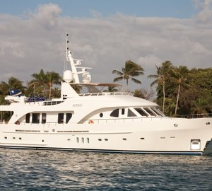 Moonen 97 motor yacht SOFIA II to be displayed at Miami Boat Show 2013