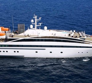 Last minute Caribbean Yacht Charter Special for mega yachts RM ELEGANT and POLAR STAR