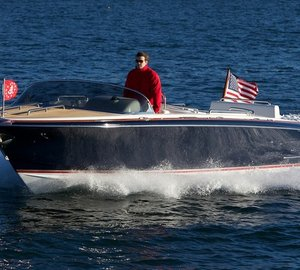 Hodgdon Yachts delivers Hull 414 yacht tender