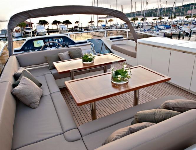 OceanClass 70 yacht - Exterior