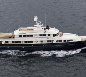 Pendennis refitted luxury yacht A2 shortlisted for World Superyacht Awards 2013