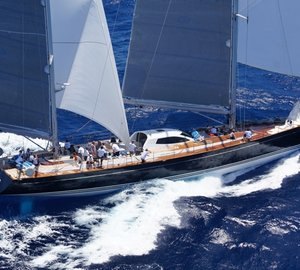 Antigua Sailing Week 2013 Venue for Big Yachts of the Caribbean