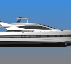 Rodriguez Group sell motor yacht Cerri 102' FlyingSport Hull N°3
