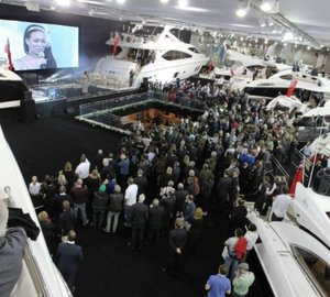 Tullett Prebon London Boat Show 2013 to start next week