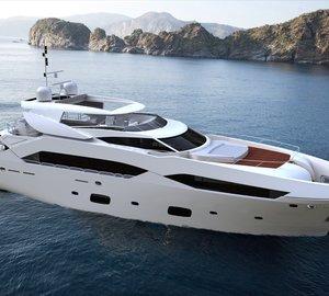 Orucoglu Shipyard working on the 36 m motor yacht Miss Tor Yacht 120