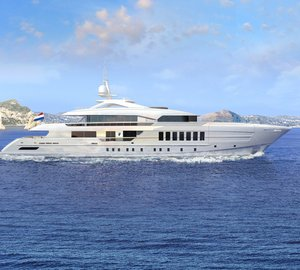 Heesen Yachts announces sale of the first 55m motor yacht YN 17255