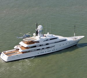 Three luxury yachts with design by Redman Whiteley Dixon among finalists for World Superyacht Awards 2013