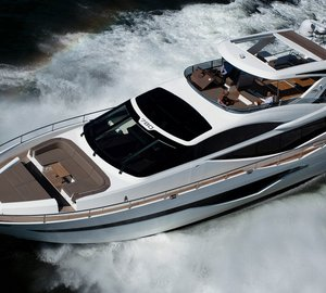 Galeon introduces its brand 'Galeon Yachts' to US market