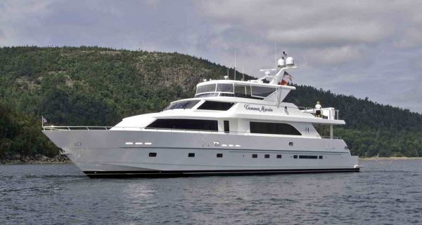 93' Hargrave RPH Yacht Donna Marie