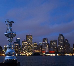 2013 America's Cup Yacht Charter - A thrilling race close up!