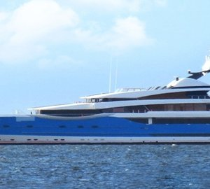 Newly launched Feadship Yacht Project DREAM designed by Andrew Winch