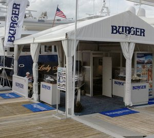 A Positive Miami Yacht & Brokerage Show for Burger Boat Company
