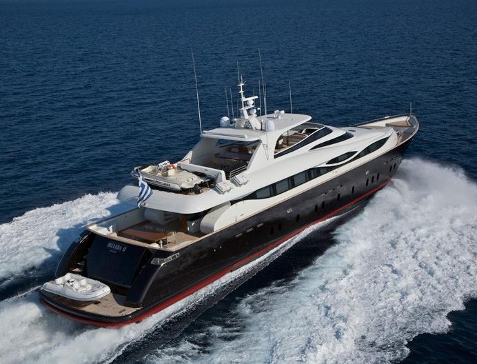Charter Yacht MELINA C