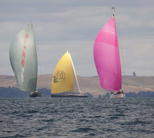 Dubois designed SILVERTIP Yacht takes 2nd place at the NZ Millennium Cup