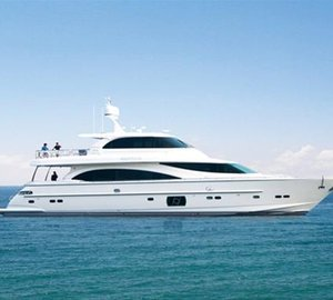 A successful sea trial for new Horizon E88 motor yacht MECHTILDA
