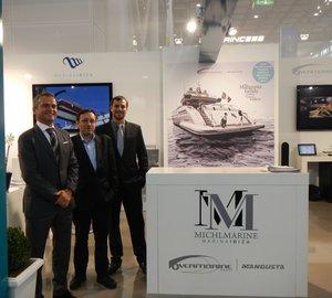 Overmarine Group & Michl Marine attended boot Dusseldorf