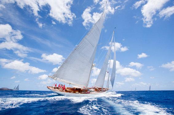 Pendennis luxury yacht Adela - Image courtesy of Pendennis