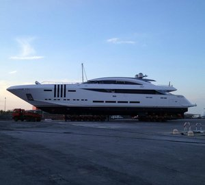 Rossinavi to launch 48m motor yacht VELLMARI (Project Ketos)