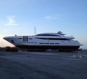 Rossinavi to launch 48m motor yacht VELLMARI (Project Ketos)