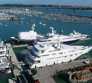 Integrated Marine Group completes refit of 61m WHITE RABBIT ECHO Yacht