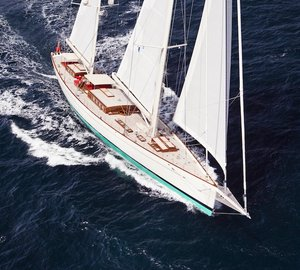 55m Spirit of Tradition ketch KAMAXITHA superyacht by Royal Huisman