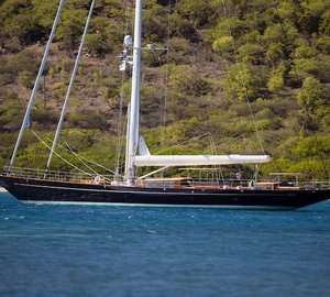 The beautiful Sailing Yacht PUMULA by Royal Huisman
