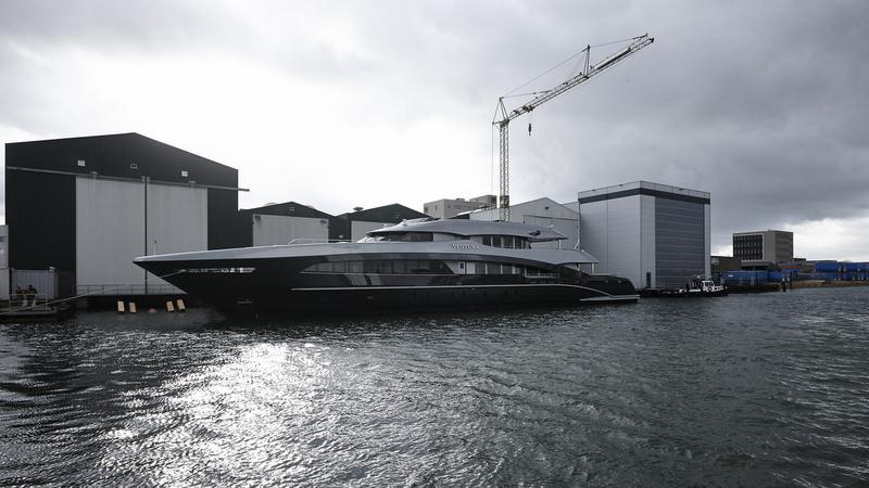 50m superyacht Ventura