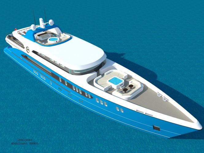 55m Senol Luxury Yacht Design