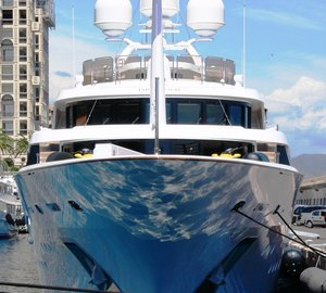 Singapore Yacht Show 2013 to feature 59m Benetti motor yacht I DYNASTY