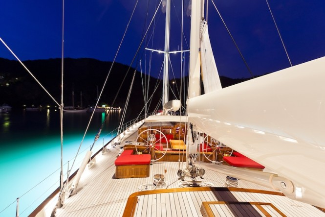 Kamaxitha by Royal Huisman - Photo by Cory Silken