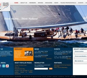 Claasen Shipyards - New Member of Holland Yachting Group