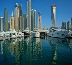Dubai Boat Show 2013: Boat sales reported within hours of opening